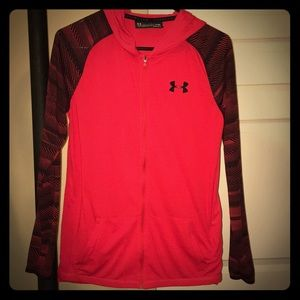 Under Armour Jackets & Coats - Under armour boys light weight jacket